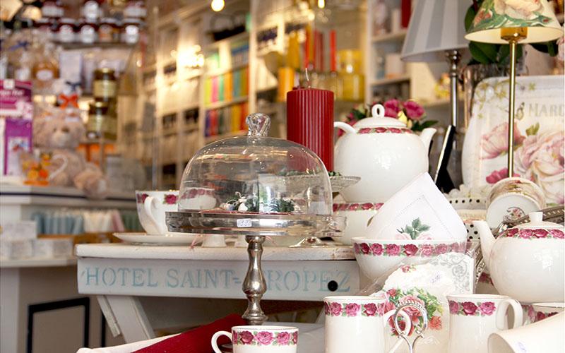 Tee und Spezialitäten Haus Augsburg