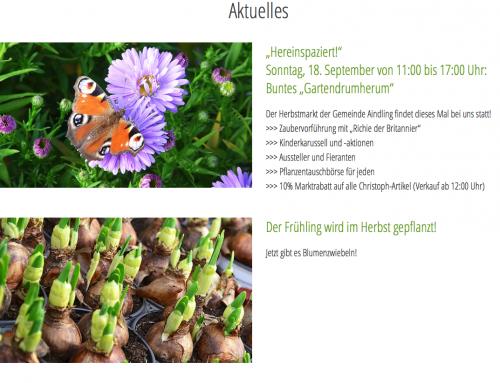 Herbstmarkt in Aindling…