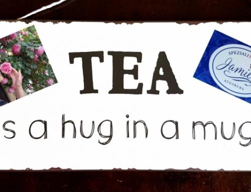 Mit guten Tees durch die schwierigen Zeiten